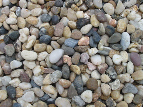 Pebbles And Stones For Gardens Bacchic india stone mix color pebble workwithnaturefo